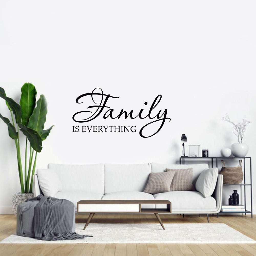Muursticker – Family is everything