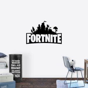 Muursticker - Fortnite